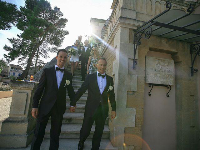 Le mariage de Brett et David à Nîmes, Gard 25
