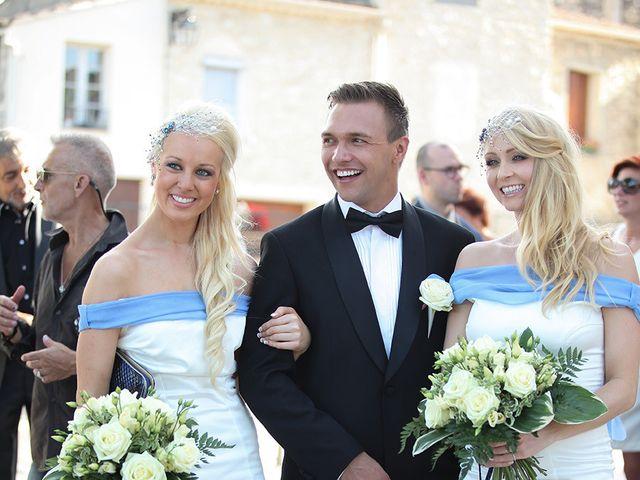 Le mariage de Brett et David à Nîmes, Gard 26