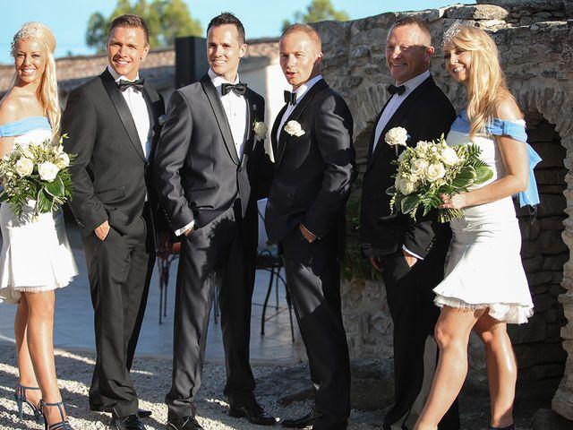 Le mariage de Brett et David à Nîmes, Gard 32