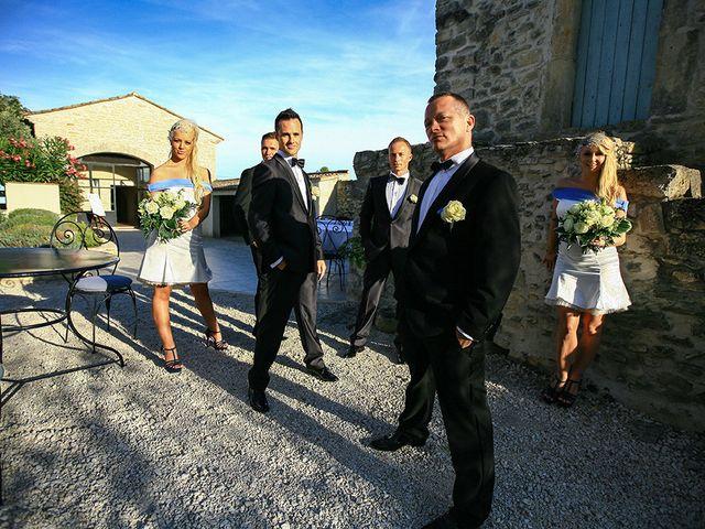 Le mariage de Brett et David à Nîmes, Gard 33