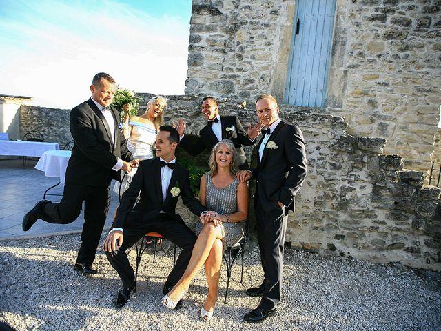 Le mariage de Brett et David à Nîmes, Gard 34