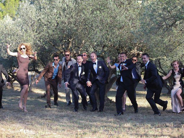Le mariage de Brett et David à Nîmes, Gard 35