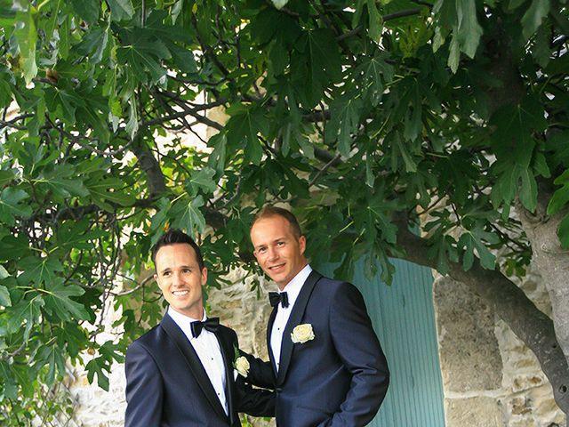 Le mariage de Brett et David à Nîmes, Gard 40