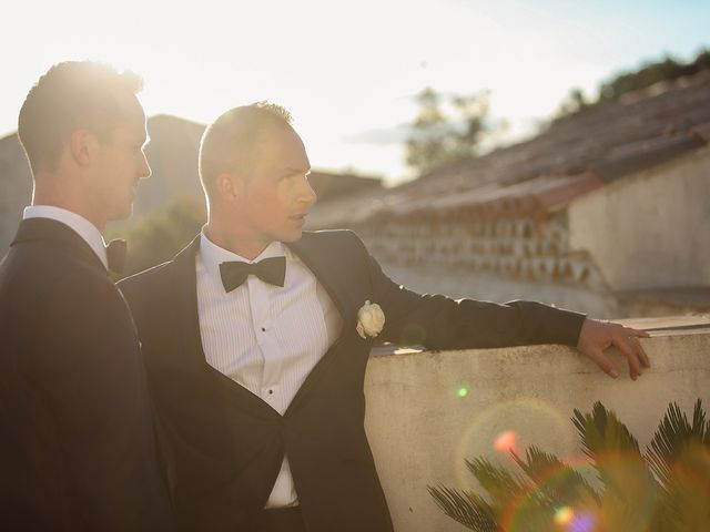 Le mariage de Brett et David à Nîmes, Gard 41
