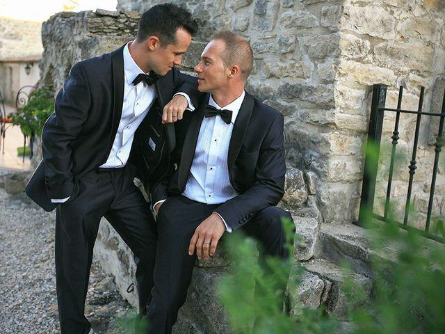 Le mariage de Brett et David à Nîmes, Gard 42