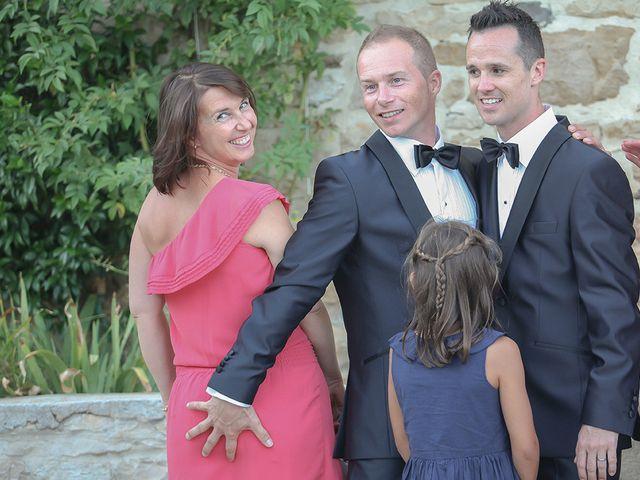 Le mariage de Brett et David à Nîmes, Gard 46