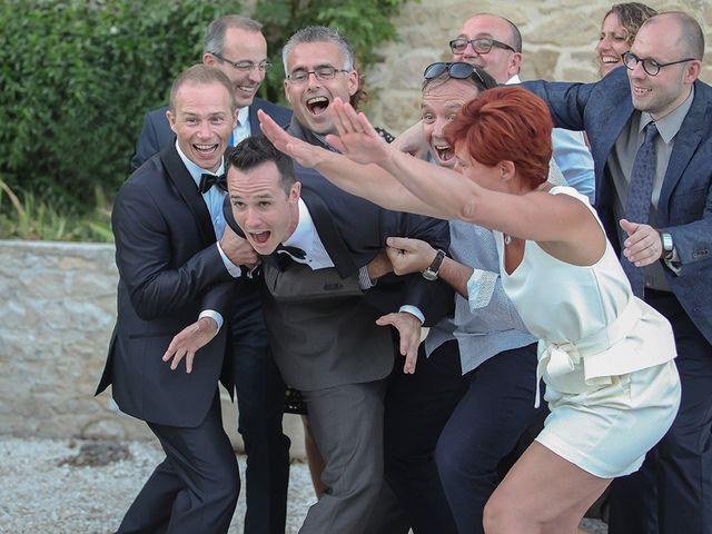 Le mariage de Brett et David à Nîmes, Gard 47