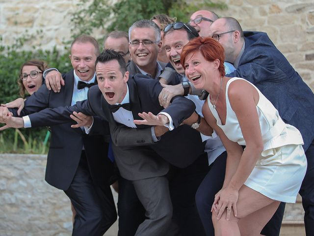 Le mariage de Brett et David à Nîmes, Gard 48