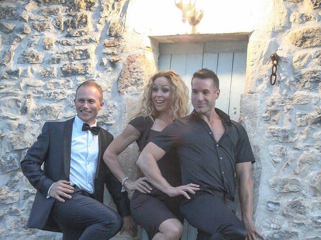 Le mariage de Brett et David à Nîmes, Gard 55