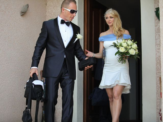 Le mariage de Brett et David à Nîmes, Gard 14