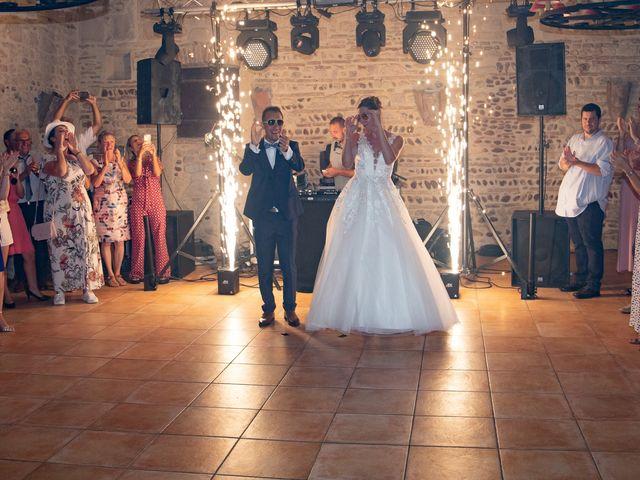 Le mariage de Jérémy et Céline à Bezouce, Gard 1