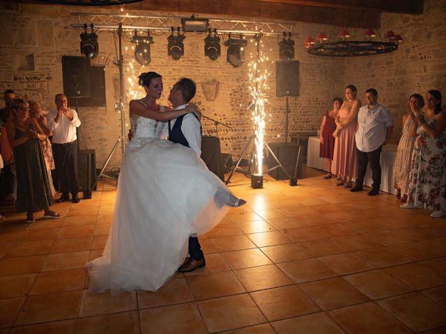 Le mariage de Jérémy et Céline à Bezouce, Gard 2