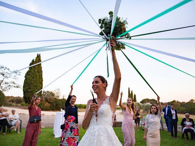 Le mariage de Jérémy et Céline à Bezouce, Gard 4