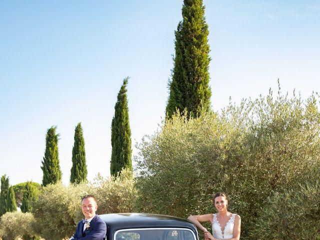 Le mariage de Jérémy et Céline à Bezouce, Gard 5
