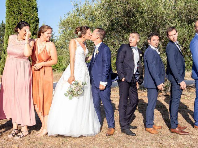 Le mariage de Jérémy et Céline à Bezouce, Gard 6