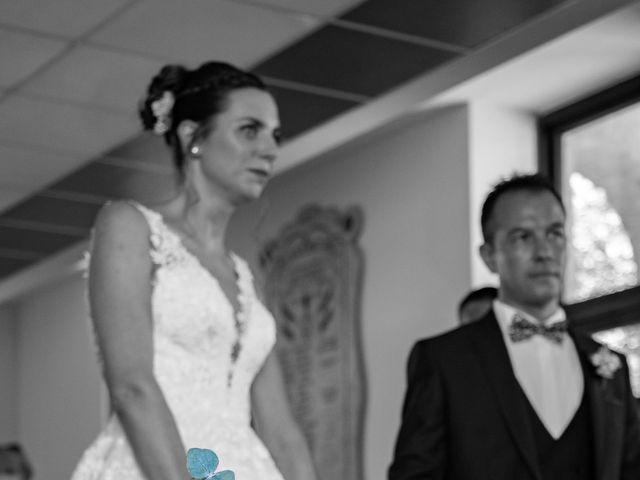 Le mariage de Jérémy et Céline à Bezouce, Gard 9