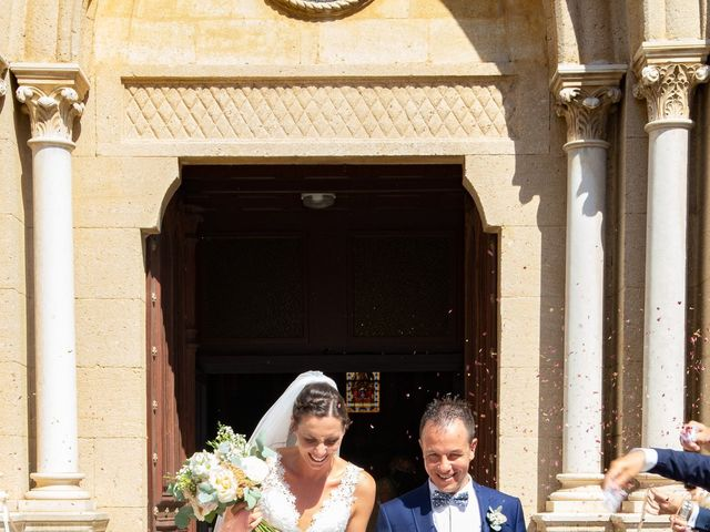 Le mariage de Jérémy et Céline à Bezouce, Gard 11