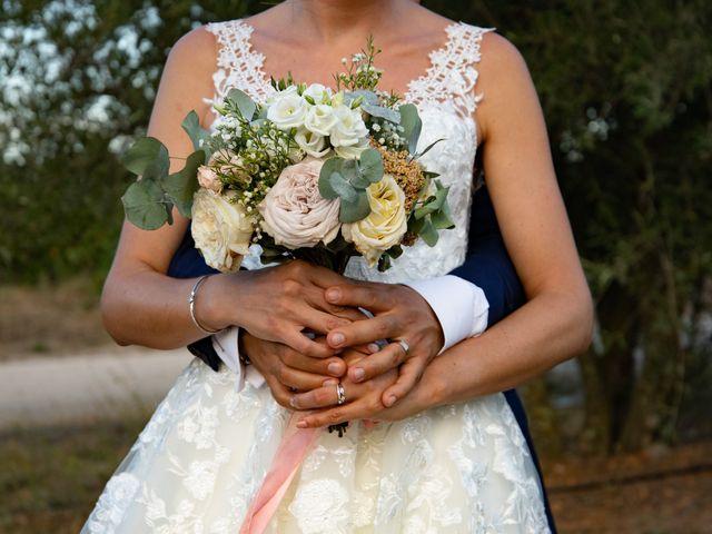 Le mariage de Jérémy et Céline à Bezouce, Gard 15