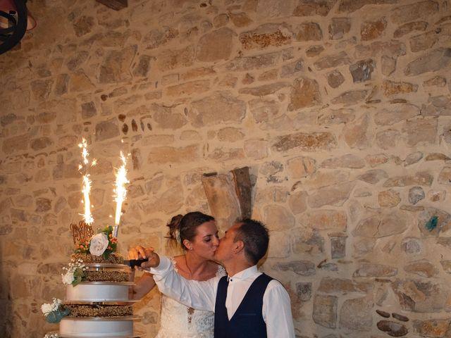Le mariage de Jérémy et Céline à Bezouce, Gard 17