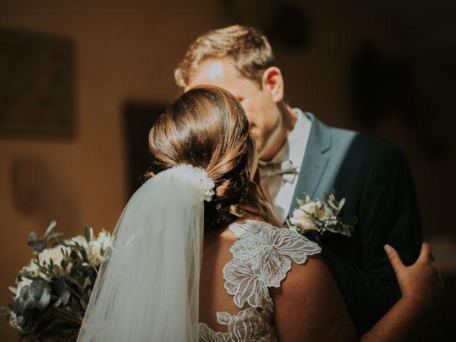 Le mariage de Clémence  et Floran