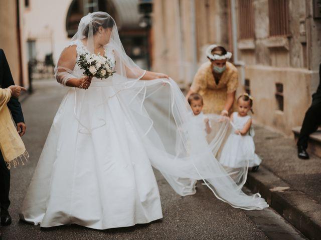 Le mariage de Floran et Clémence  à Valence, Drôme 1