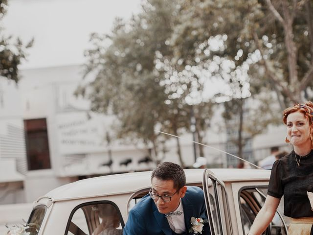 Le mariage de Stephane et Marine à Gas, Eure-et-Loir 11