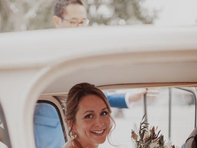 Le mariage de Stephane et Marine à Gas, Eure-et-Loir 12