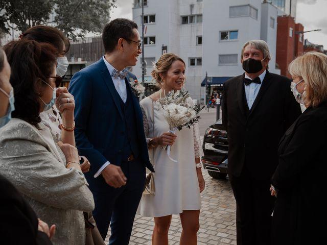 Le mariage de Stephane et Marine à Gas, Eure-et-Loir 15