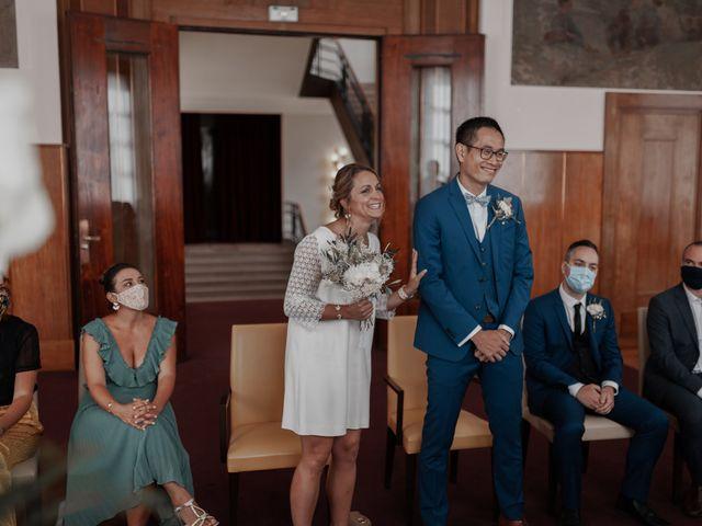 Le mariage de Stephane et Marine à Gas, Eure-et-Loir 21