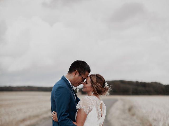 Le mariage de Stephane et Marine à Gas, Eure-et-Loir 59