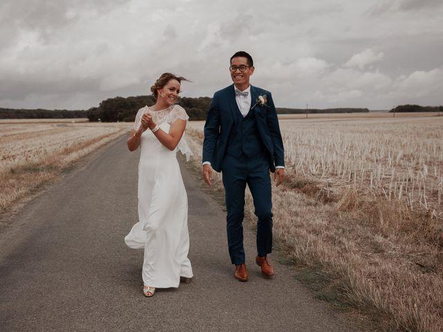Le mariage de Stephane et Marine à Gas, Eure-et-Loir 61