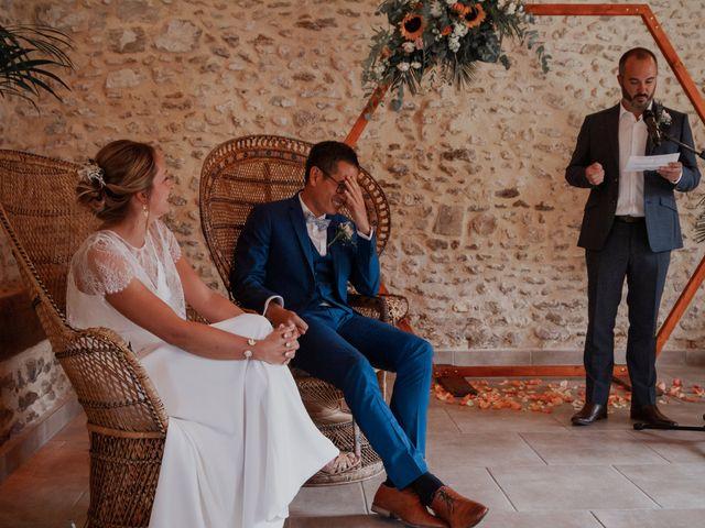 Le mariage de Stephane et Marine à Gas, Eure-et-Loir 73