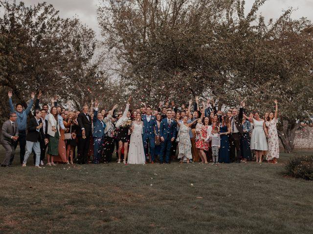 Le mariage de Stephane et Marine à Gas, Eure-et-Loir 78
