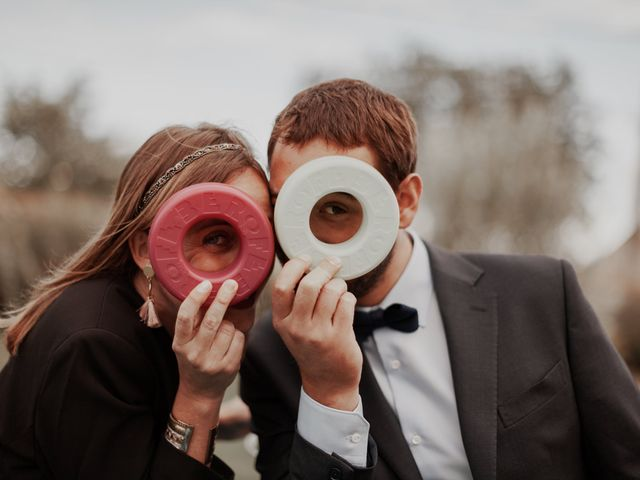 Le mariage de Stephane et Marine à Gas, Eure-et-Loir 91