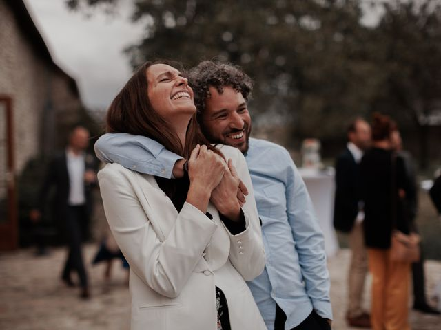 Le mariage de Stephane et Marine à Gas, Eure-et-Loir 94