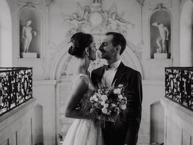Le mariage de Justine et Thibault