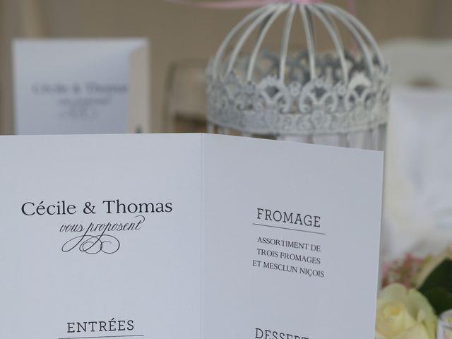 Le mariage de Thomas et Cécile à Roquebrune-Cap-Martin, Alpes-Maritimes 16