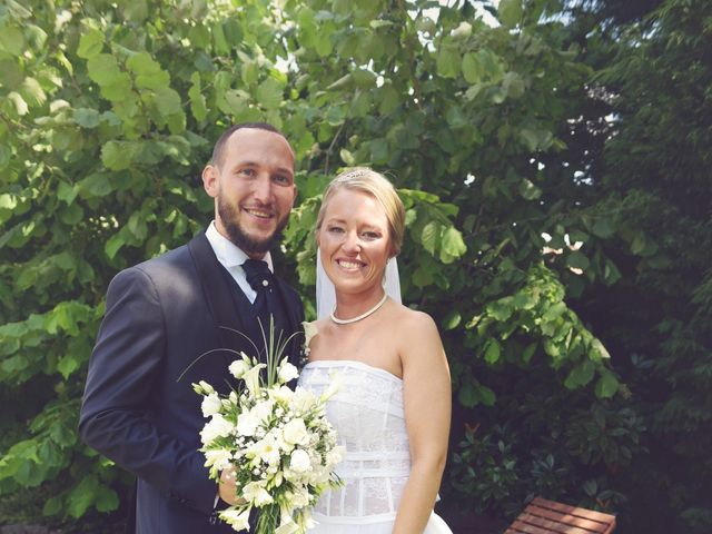 Le mariage de Sylvain et Tiphaine à Tourcoing, Nord 3