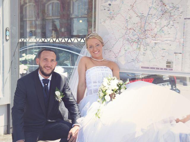 Le mariage de Sylvain et Tiphaine à Tourcoing, Nord 10