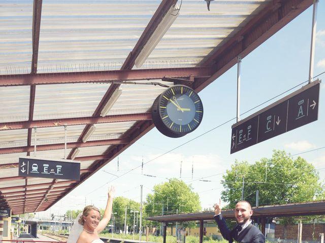 Le mariage de Sylvain et Tiphaine à Tourcoing, Nord 11