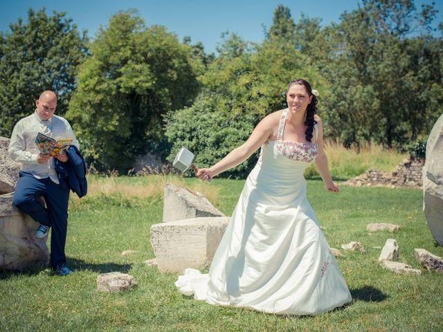 Le mariage de Anthony et Laetitia à La Taillée, Vendée 5