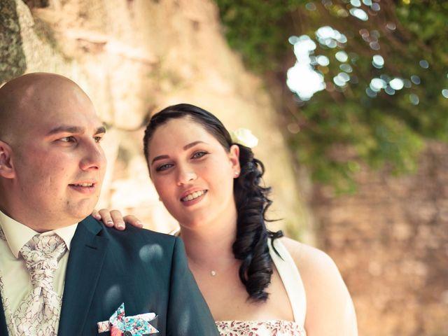 Le mariage de Anthony et Laetitia à La Taillée, Vendée 10