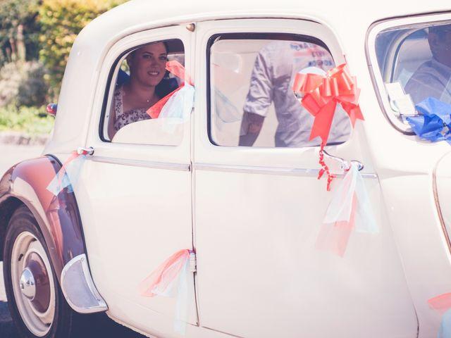 Le mariage de Anthony et Laetitia à La Taillée, Vendée 15