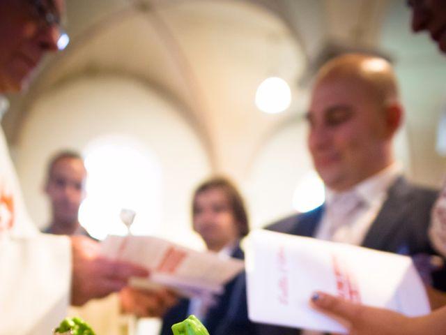 Le mariage de Anthony et Laetitia à La Taillée, Vendée 18