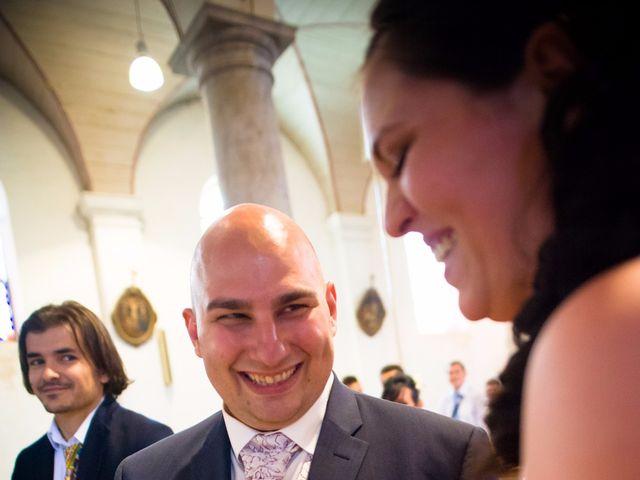 Le mariage de Anthony et Laetitia à La Taillée, Vendée 20