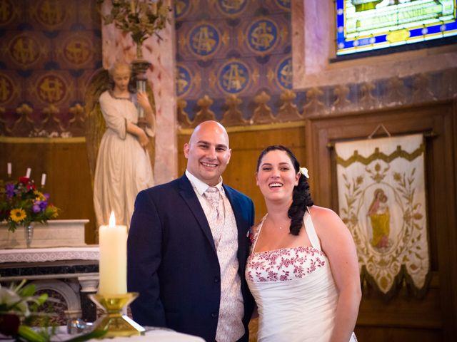 Le mariage de Anthony et Laetitia à La Taillée, Vendée 24