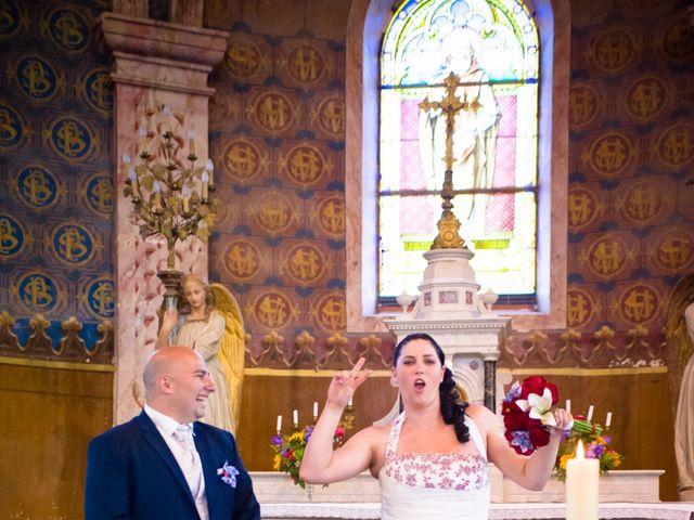 Le mariage de Anthony et Laetitia à La Taillée, Vendée 25