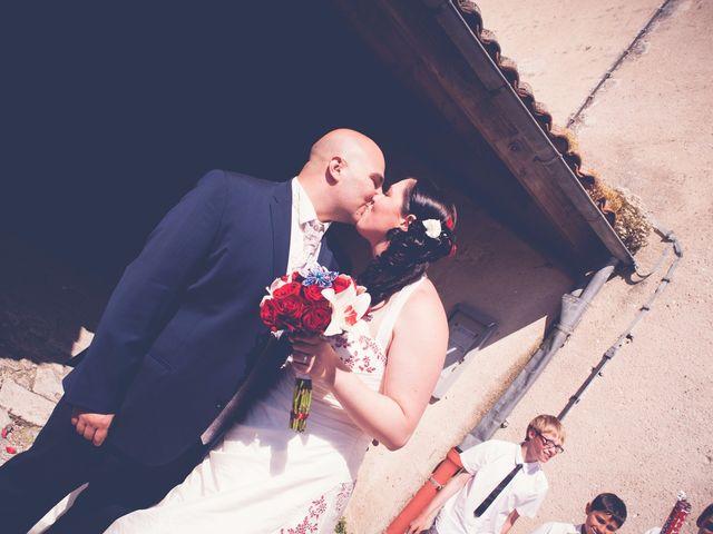 Le mariage de Anthony et Laetitia à La Taillée, Vendée 28