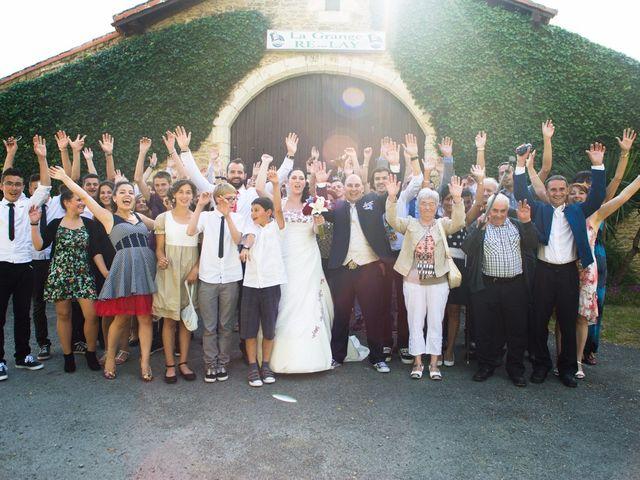 Le mariage de Anthony et Laetitia à La Taillée, Vendée 31