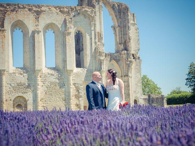 Le mariage de Anthony et Laetitia à La Taillée, Vendée 32